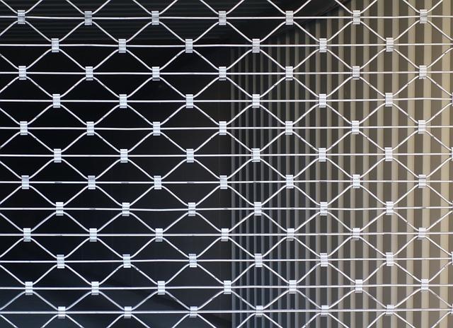 rideau métallique non acculte