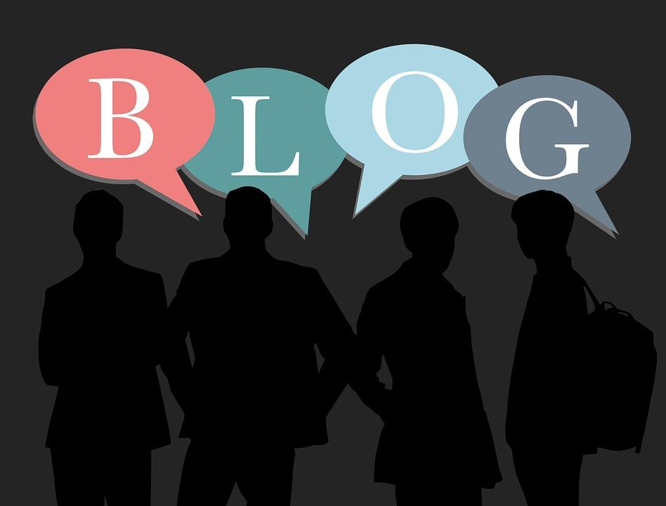 type de blog